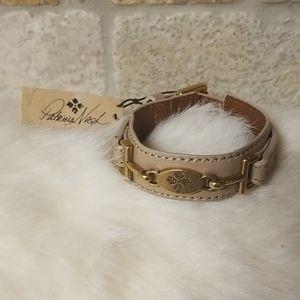 🌻NWT Patricia Nash Leather Bracelet